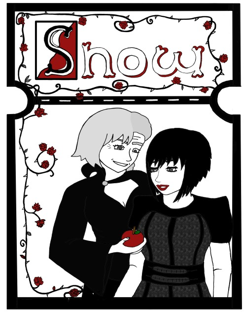 The cover of the Comic snow